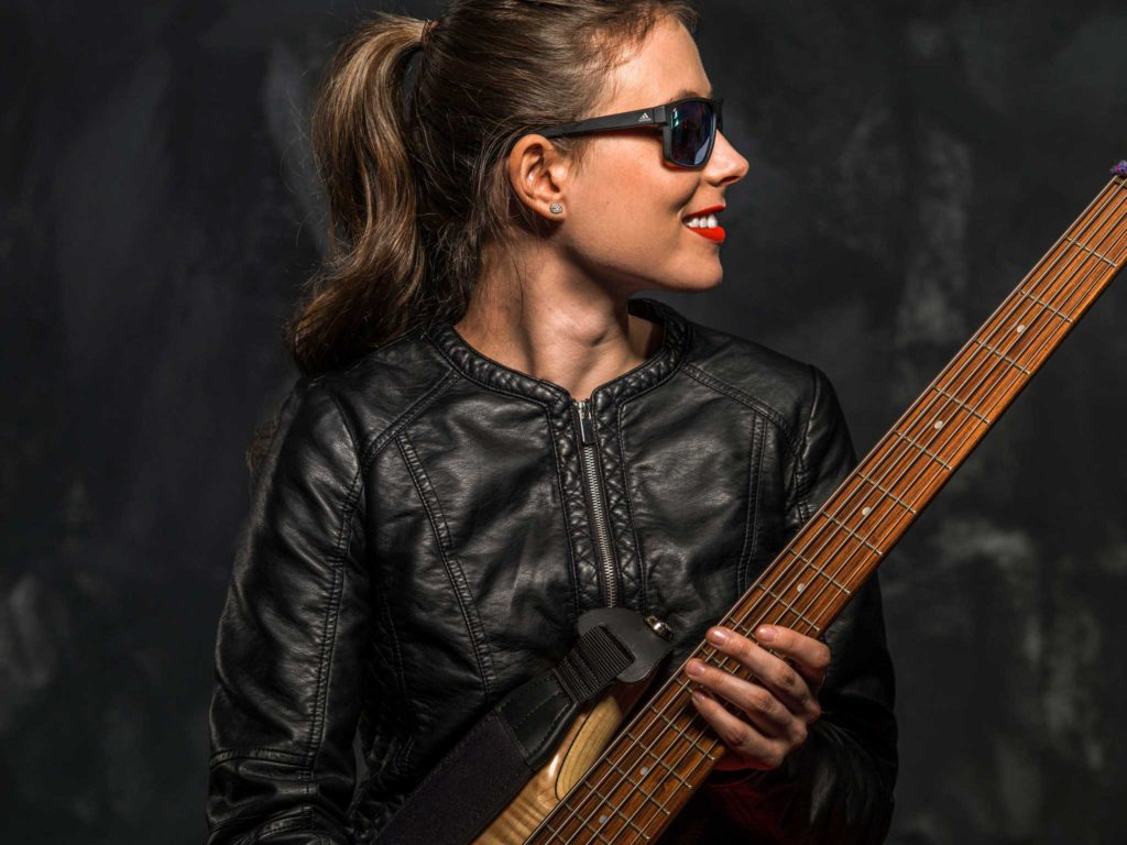 Ciara with Bass